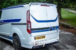 Ford Transit Custom Body Kit made in PLASTIC Transit Custom Body Kit