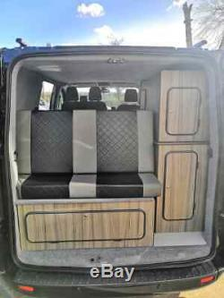 Ford Transit Custom Camper Van Furniture Cabinets Units Kitchen Assembled