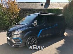 Ford Transit Custom Campervan 4 Berth Limited Rs Edition 170ps Lwb 2019/19