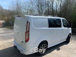 Ford Transit Custom Crew Cab 2014 swb SPORT rep 270 ECH-TECH NO VAT