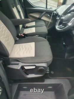 Ford Transit Custom Crew Cab SWB Ltd