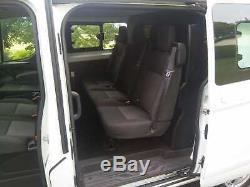 Ford Transit Custom Crew Van 2015