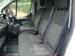 Ford Transit Custom Double Cab 6 Seat Kombi Rs Sport Kit 2015 Plate No Vat