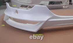 Ford Transit Custom Fl 2018-21 Full Bodykit At Style Swb (new Design)