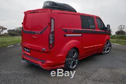 Ford Transit Custom Frontstange Heck Stoßstange Seitenschweller