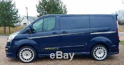 Ford Transit Custom Full Bodykit Mstyle 12-2018 Swb