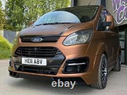 Ford Transit Custom Full Wide Body Kit