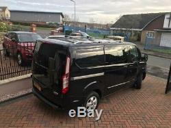 Ford Transit Custom Limited 2.2 155ps Crew Cab
