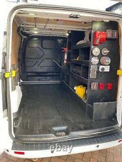 Ford Transit Custom Limited 2.2 Short Wheel Base 2014