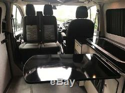 Ford Transit Custom Limited Camper van, SCA elevating roof