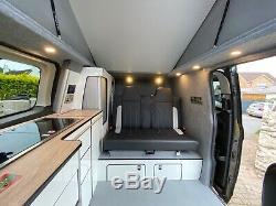 Ford Transit Custom Limited Campervan, Camper conversion van with Pop Top roof