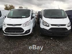 Ford Transit Custom Limited Conversion Colour Coded Inc Wheels
