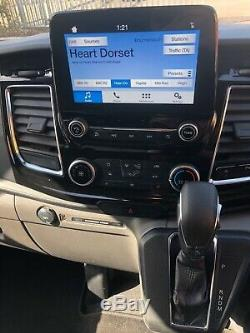 Ford Transit Custom Limited Sport 2018 DCIV 320 double-cab 68/2018 (plus VAT)
