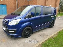 Ford Transit Custom M Sport MS RT 3500 miles only Crewcab 6 seats No Vat
