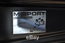 Ford Transit Custom M-Sport R181 limited Edition MS-RT