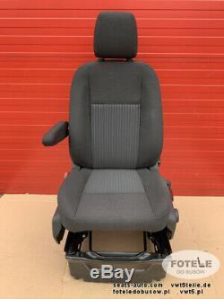 Ford Transit & Custom MK8 Seat passenger armrest V363 2012-2020 Lane