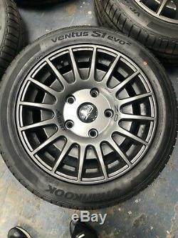 Ford Transit Custom MS-RT M-Sport OZ 18 Alloy Wheels & Tyres (Genuine MS-RT)