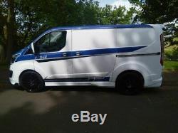 Ford Transit Custom Msrt Replica 2016