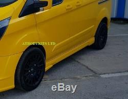 Ford Transit Custom Mstyle Bodykit Swb/lwb