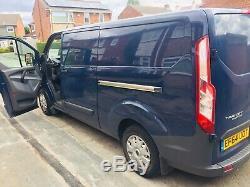 Ford Transit Custom NO VAT 99K ONLY