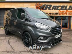 Ford Transit Custom Raceline G4 Sport Spoilers, Alloys, Lowering, Exterior Kit