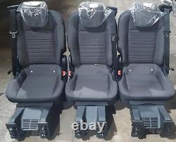 Ford Transit Custom Rear Seat Set Without Arm Rests