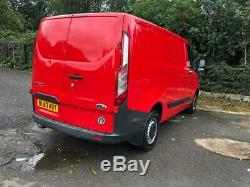 Ford Transit Custom Red 2013 2.2 TDCi 100ps