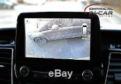 Ford Transit Custom Reversing Reverse Camera Kit (2018 Onwards)