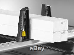 Ford Transit Custom Roof Rack Low Roof 3x Roof Bars + Roller Van Guard ULTI Bar
