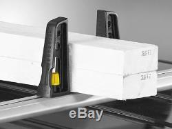 Ford Transit Custom Roof Rack Low Roof 3x Roof Bars Van Guard ULTI Bar
