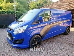 Ford Transit Custom Rs Edition 6 Seat Crew Cab Conversion No Vat