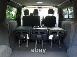 Ford Transit Custom Rs Edition 6 Seat Sport Crew Cab 2013