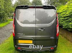 Ford Transit Custom Rs Gt Tourneo 2018-2021 Dynamic Body Kit Suppied And Fitted