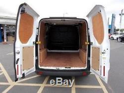 Ford Transit Custom SWB FULL DELUXE ply Lining Kit INCLUDES FLOOR