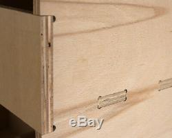 Ford Transit Custom SWB Plywood Van Shelving Racking Shelf Storage System OSFR