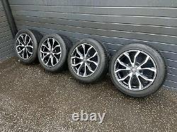 Ford Transit Custom Sport 18 Alloy Wheels & Tyres Wolf race Wheels
