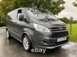 Ford Transit Custom Sport 2.2 Tdci 155