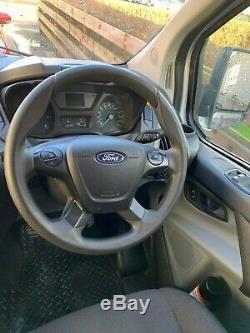 Ford Transit Custom Sport NO VAT 2013 6 Seater