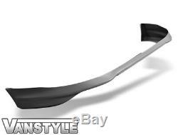 Ford Transit Custom Sport Style Lower Front Splitter Spoiler Not Fibreglass