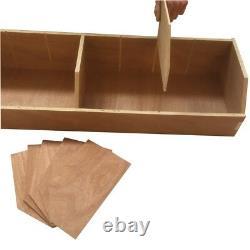 Ford Transit Custom Swb Plywood Racking +Tool box storage