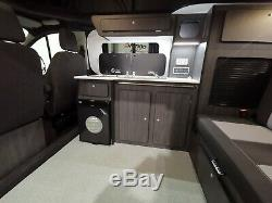 Ford Transit Custom TDCi 270 LIMITED Campervan Day Van Motorhome NEW Conversion
