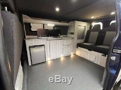 Ford Transit Custom TDCi 290 LIMITED Long Wheel Base Campervan Day Van Motorhome