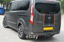 Ford Transit Custom & Tourneo 2012 On Heavy Duty Tow Bar