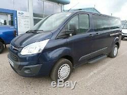Ford Transit Custom Tourneo 300 L2 H1 2.2l 125 Ps 9 Seat Mpv