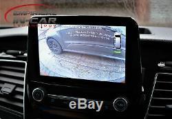 Ford Transit Custom & Tourneo Reversing Reverse Camera Kit (2018 Onwards)