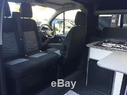 Ford Transit Custom Trend Camper Day Van Motor Home Only 56,000 miles. Top spec