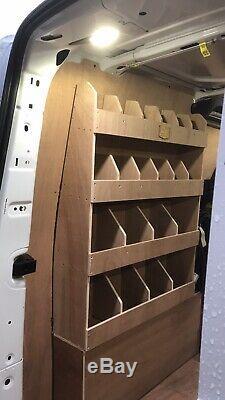 Ford Transit Custom Van Racking Ply Lining Storage Please State SWB OR LWB