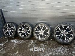 Ford Transit Custom Wolfrace Load Rated Alloy Wheels 18