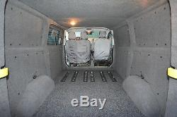 Ford Transit Custom carpet lining