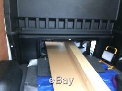 Ford Transit Custom double cab bulkhead HATCH